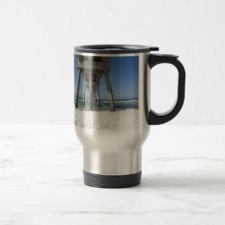 Panama City Beach Pier Travel Mug