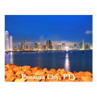 Panama City, Panama Postcards