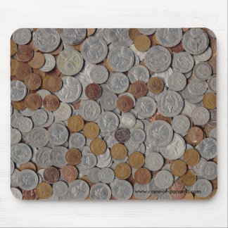 Panama Coins Mousepad