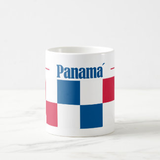 Panama Color Squares Coffee Mug