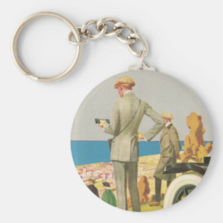 Panama Pacific Exposition Key Chains