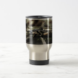 Panavia Tornado Jet Fighter Travel Mug