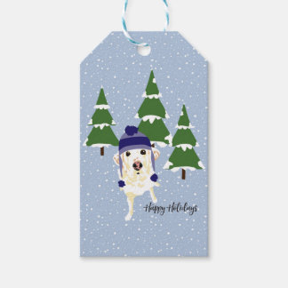 Pancake Holiday Gift Tags