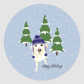Pancake Holiday Sticker