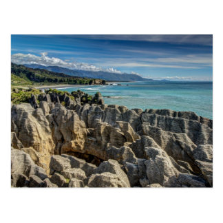 Pancake Rocks Postcard