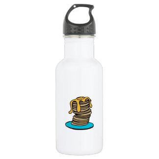 Pancake Stack 532 Ml Water Bottle