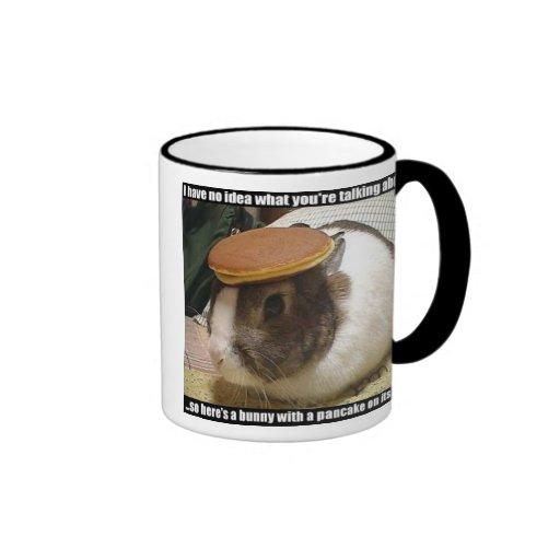 pancakebunny mug