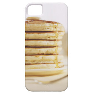 Pancakes and Melting Maple Syrup iPhone 5 Cases