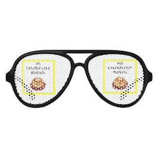 pancakes aviator sunglasses