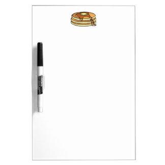 Pancakes - Dry Erase Whiteboard