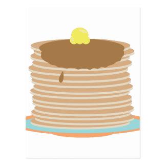 Pancakes Postcard