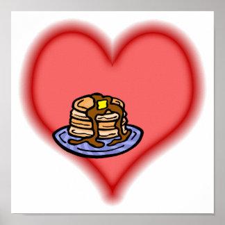 pancakes print