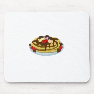 Pancakes - Shrove tuesday Mouse Pad