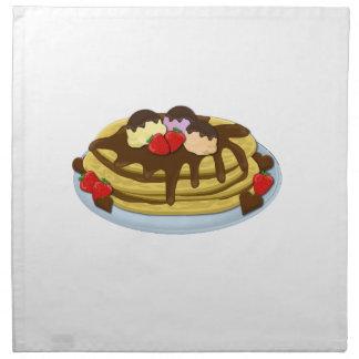Pancakes - Shrove tuesday Napkin