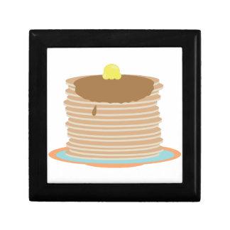 Pancakes Small Square Gift Box