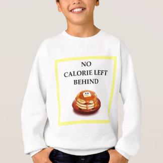pancakes sweatshirt