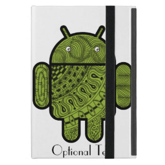 Pancho Doodle Character for the Android™ robot iPad Mini Case