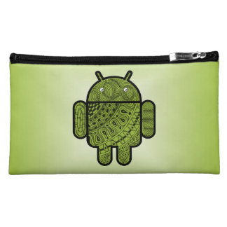 Pancho Doodle for Android™ Cosmetic Bags