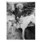 Pancho Villa Mexican Revolutionary General Postcard