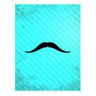 Pancho Villa Moustache Postcard