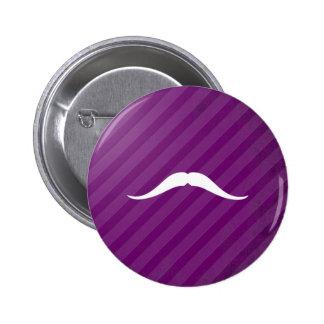Pancho Villa Mustache Pins