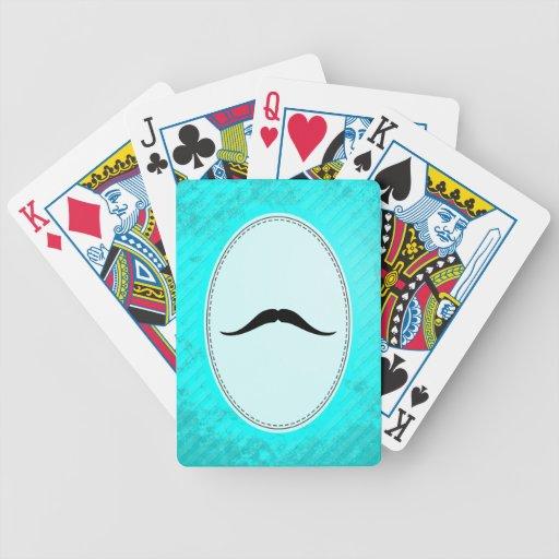 Pancho Villa Mustache Card Deck