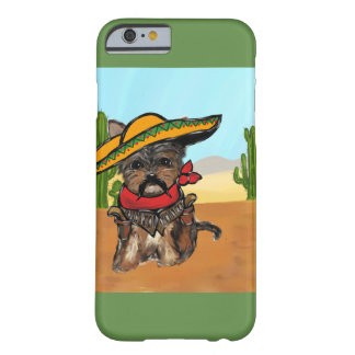 Pancho Yorkie Poo Barely There iPhone 6 Case