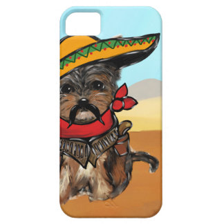 Pancho Yorkie Poo iPhone 5 Cover