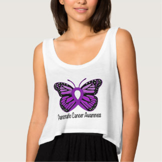 Pancreatic Awareness Butterfly of Hope Singlet