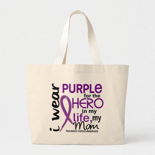 Pancreatic Cancer For My Hero My Mom 2 Bags