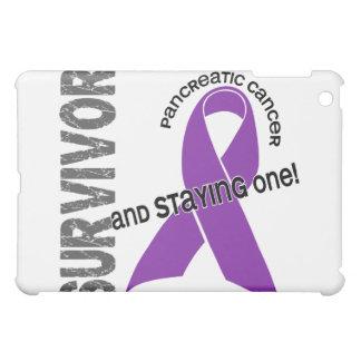 Pancreatic Cancer Survivor 1 iPad Mini Case