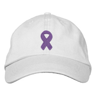 Pancreatic,Leiomyosarcoma and Cancer Survivor Embroidered Hat