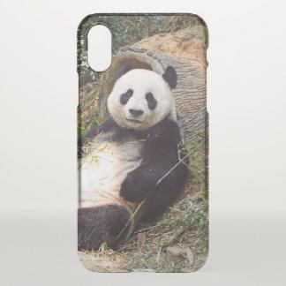 Panda 0315P iPhone X Case