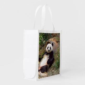 Panda 0315P Reusable Grocery Bag