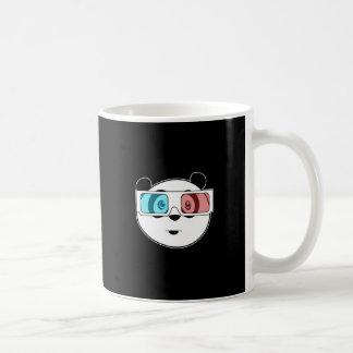 Panda - 3D Glasses (2) Mug