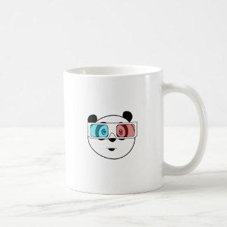 Panda - 3D Glasses Mugs