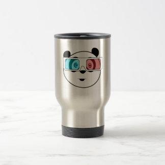 Panda - 3D Glasses Mug
