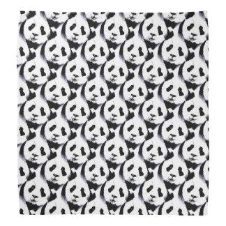 Panda Bandanas Amp Headscarves Zazzle Com Au