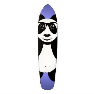 Panda Bear 21.3 Cm Mini Skateboard Deck
