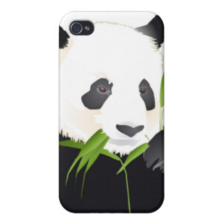 Panda Bear Cases For iPhone 4