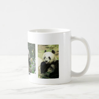 PANDA BEAR COFFEE MUG