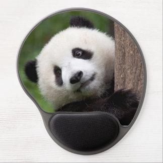 Panda Bear Cub Gel Mouse Pad