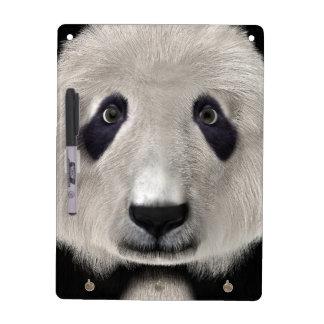 Panda Bear Dry Erase White Board