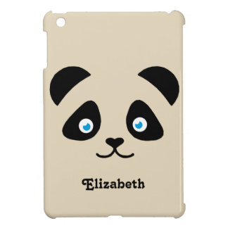 panda bear face cover for the iPad mini