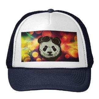 Panda Bear Hipster Style Cap