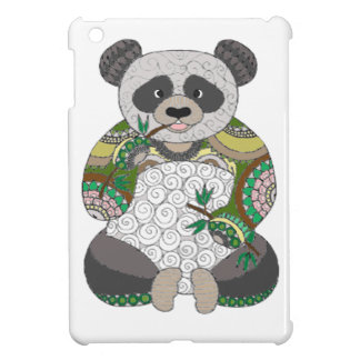Panda Bear iPad Mini Cases