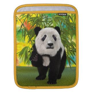 Panda Bear iPad Sleeve