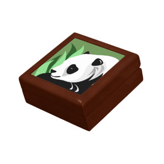 Panda Bear Lover Gifts Gift Box