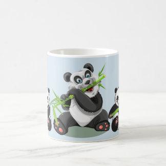 Panda bear mugs, Panda Coffee mugs