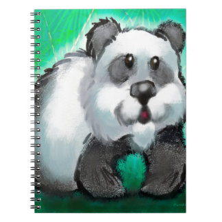 Panda Bear Notebooks